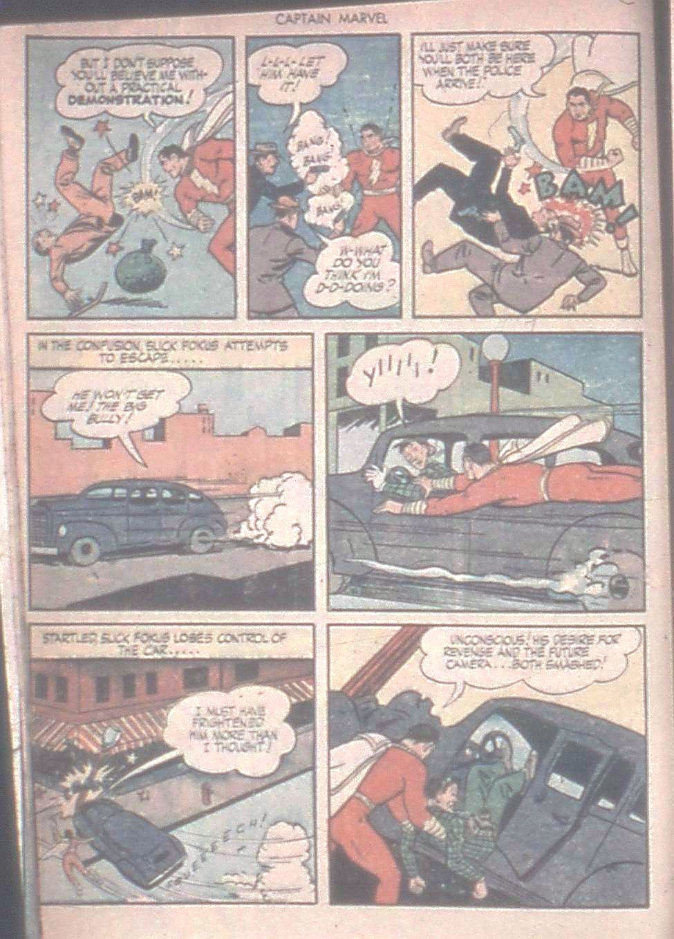 Captain Marvel Adventures issue 42 - Page 12