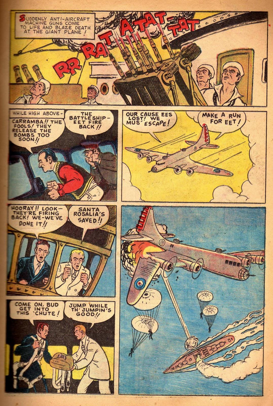 Bang-Up Comics issue 1 - Page 18