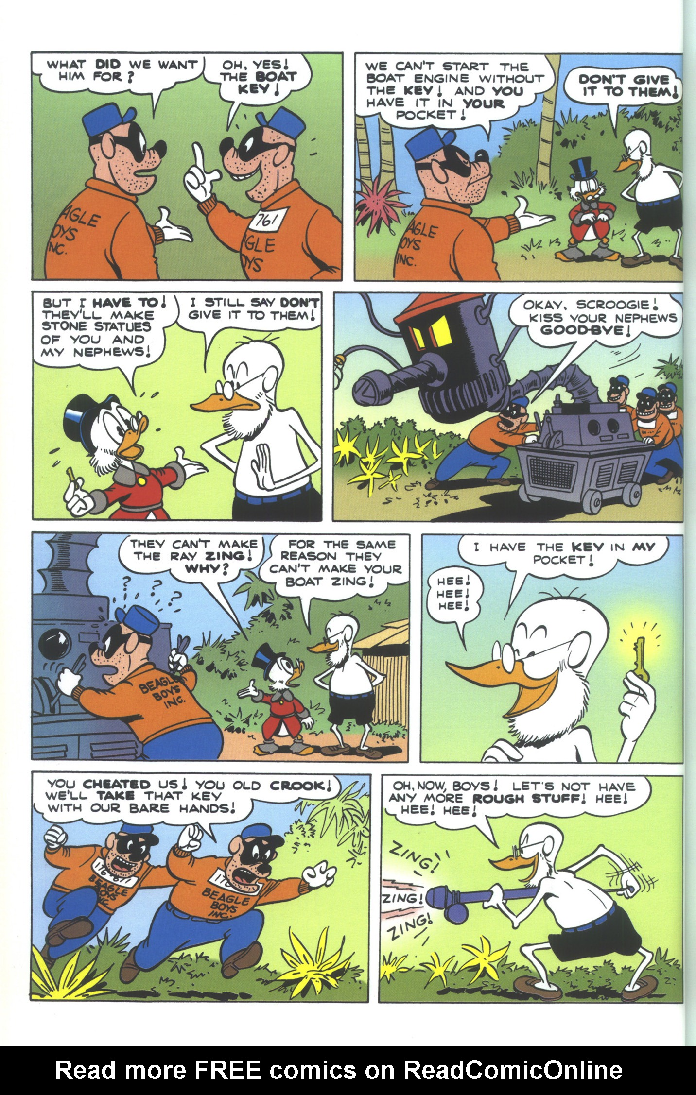 Read online Uncle Scrooge (1953) comic -  Issue #355 - 28