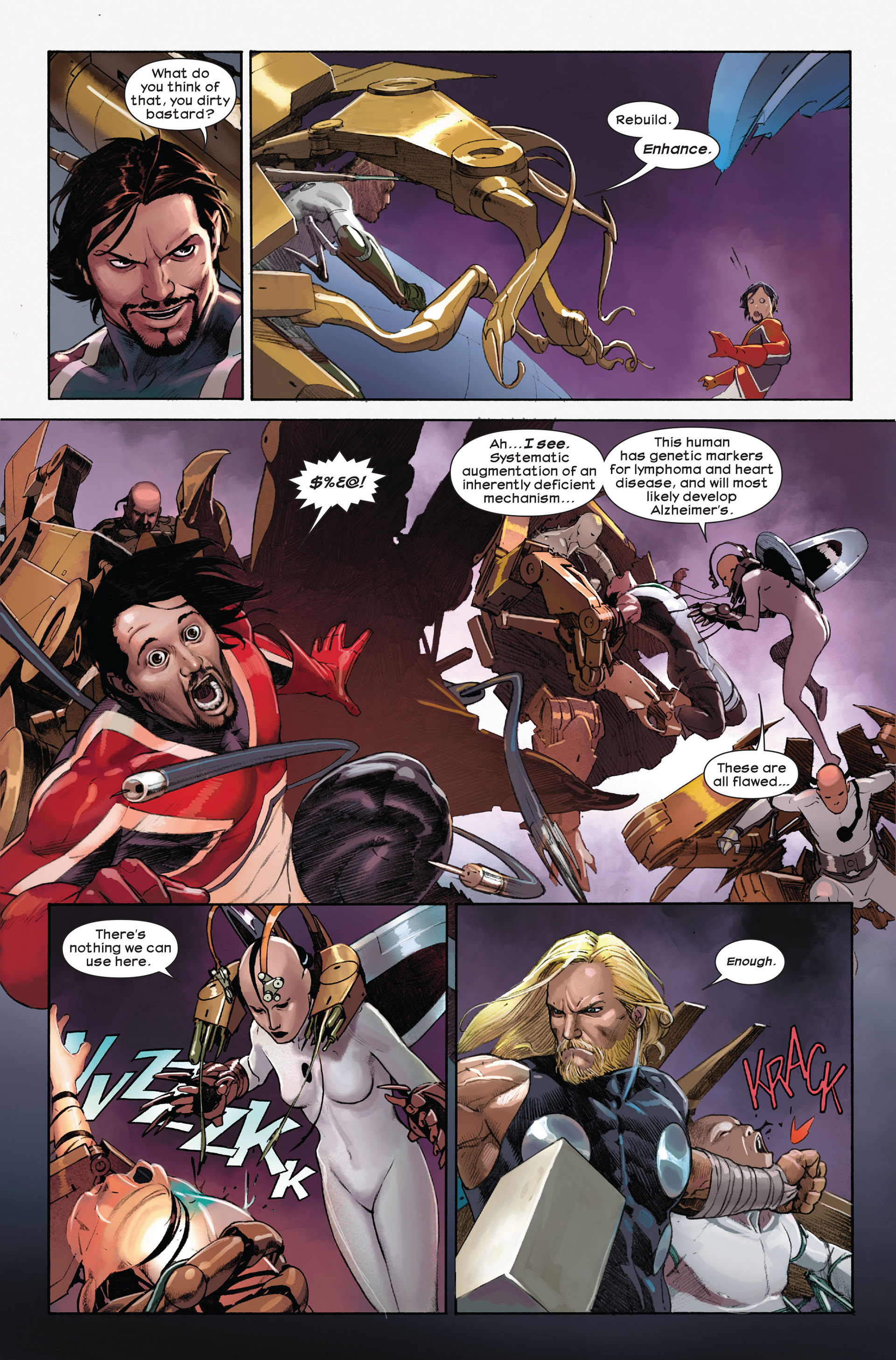 Read online Ultimate Comics Ultimates comic -  Issue #2 - 10