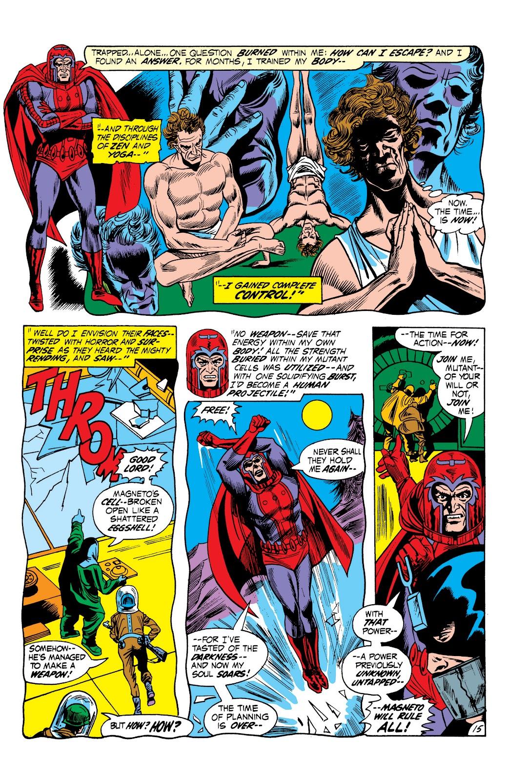 Read online Marvel Masterworks: The Inhumans comic -  Issue # TPB 1 (Part 2) - 72