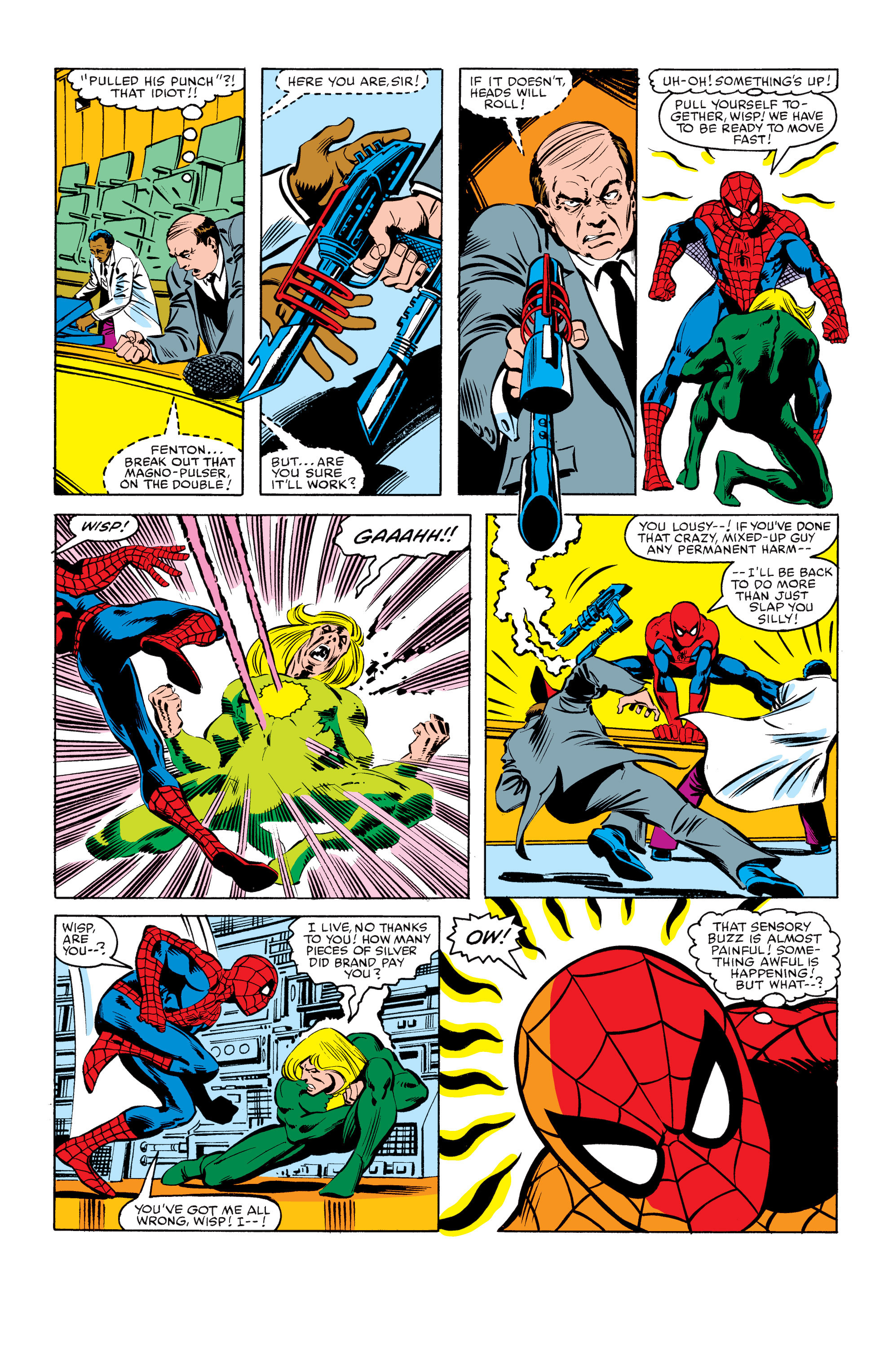 The Amazing Spider-Man (1963) 234 Page 21