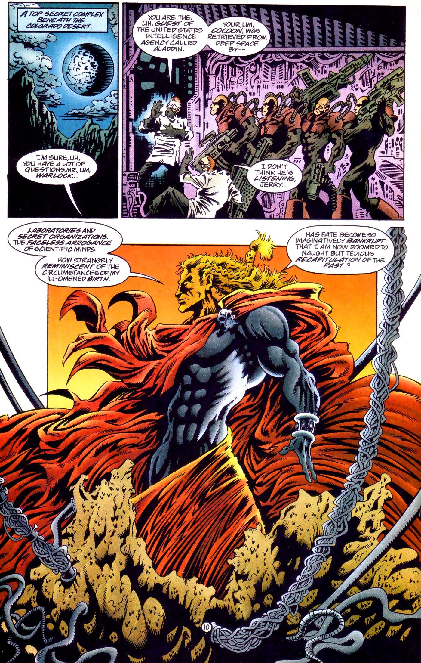 Read online Rune (1995) comic -  Issue #1 - 11