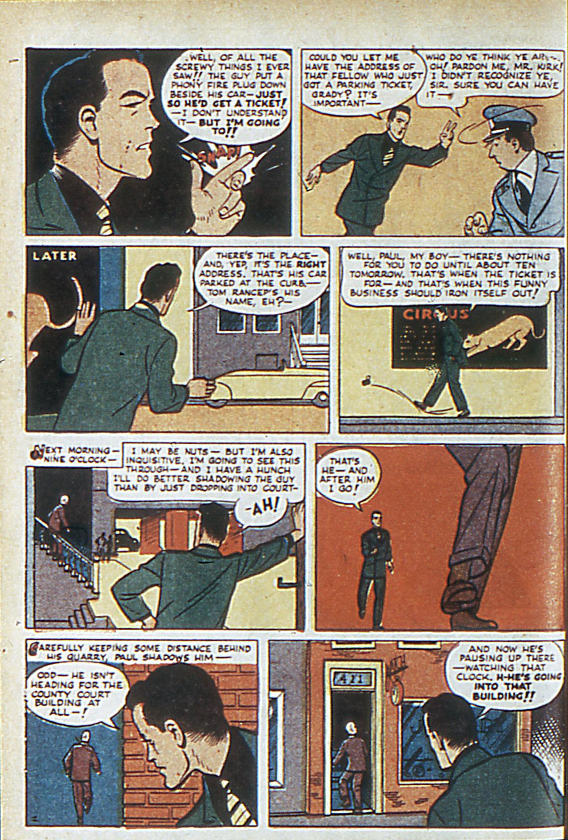 Read online Adventure Comics (1938) comic -  Issue #63 - 43
