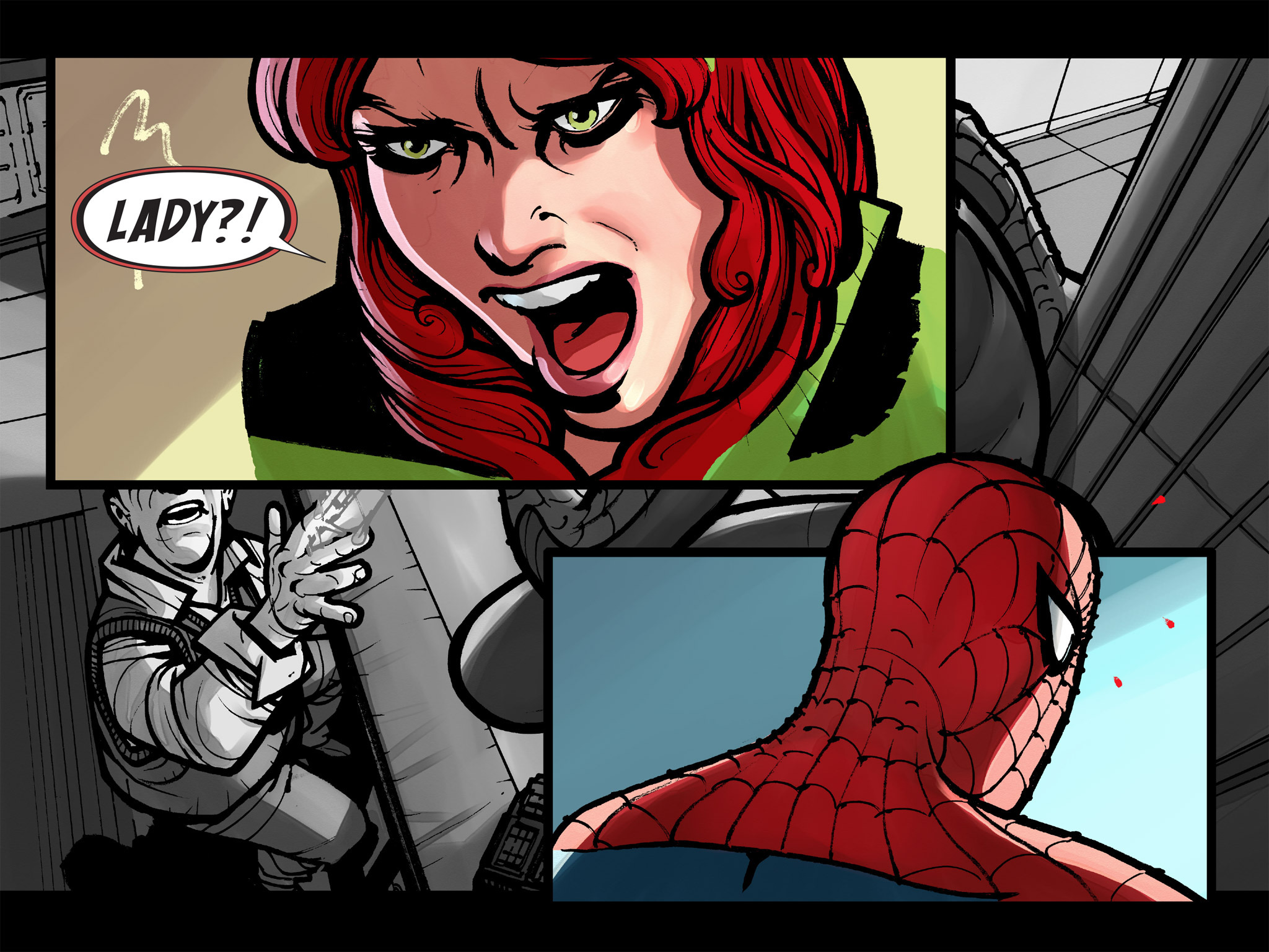 Read online Amazing Spider-Man: Who Am I? comic -  Issue # Full (Part 2) - 63