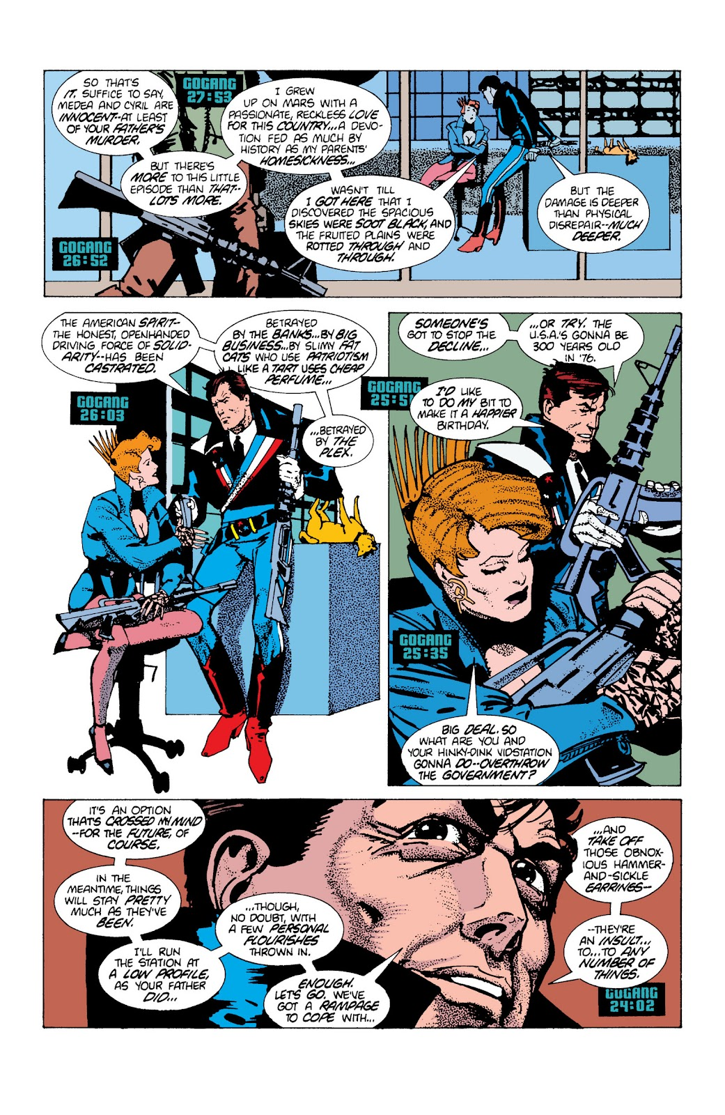 American Flagg! issue Definitive Collection (Part 2) - Page 11