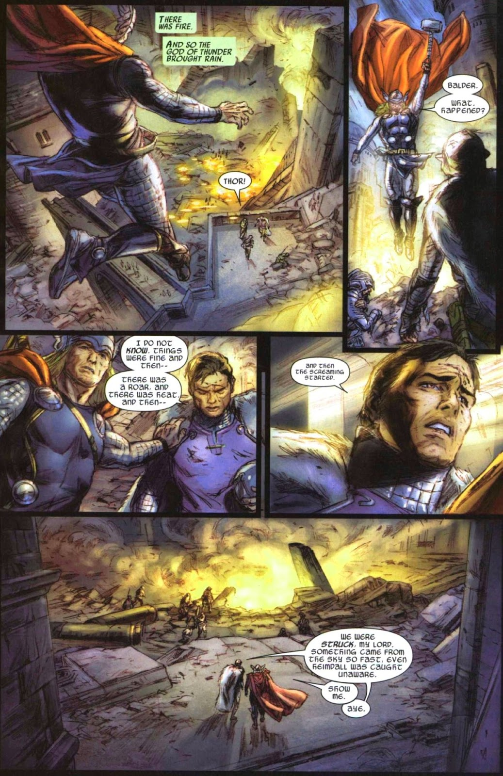 Secret Invasion: Thor Issue #1 #1 - English 7