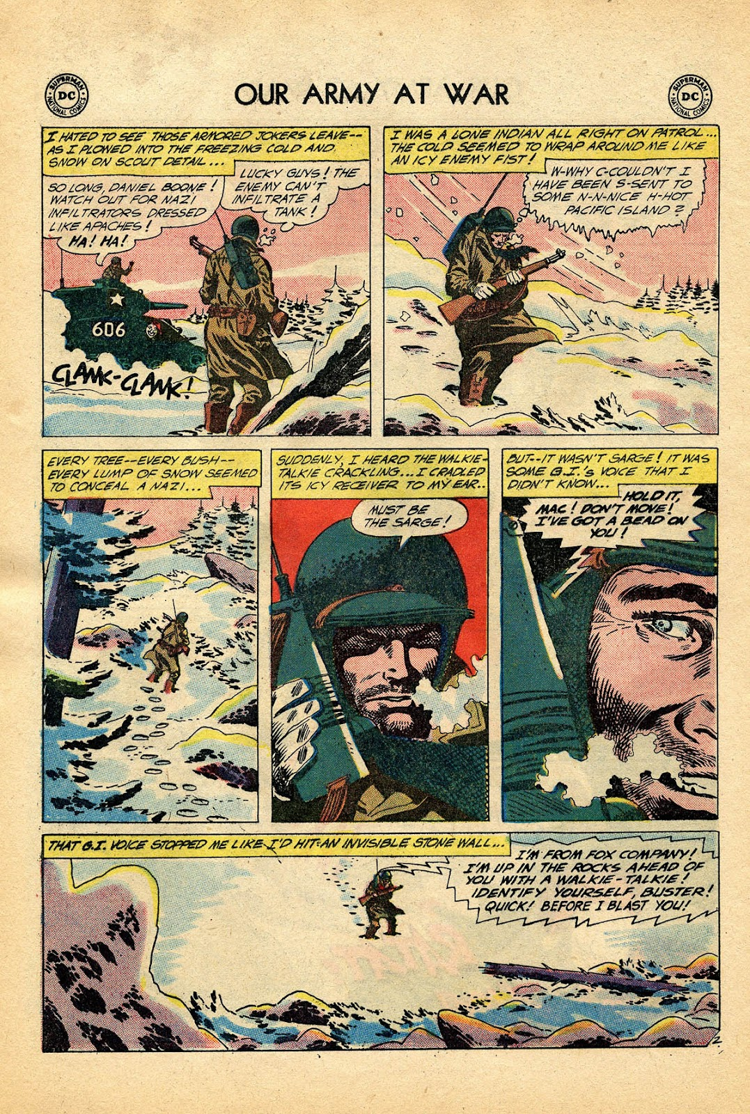 Our Army at War (1952) issue 99 - Page 28