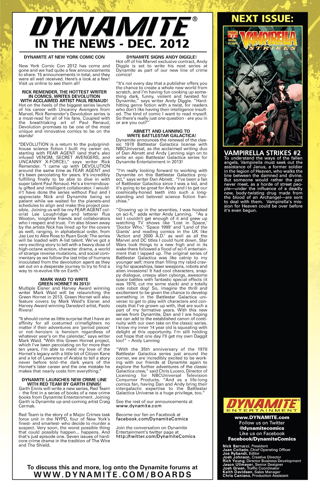 Read online Vampirella Strikes comic -  Issue #1 - 27