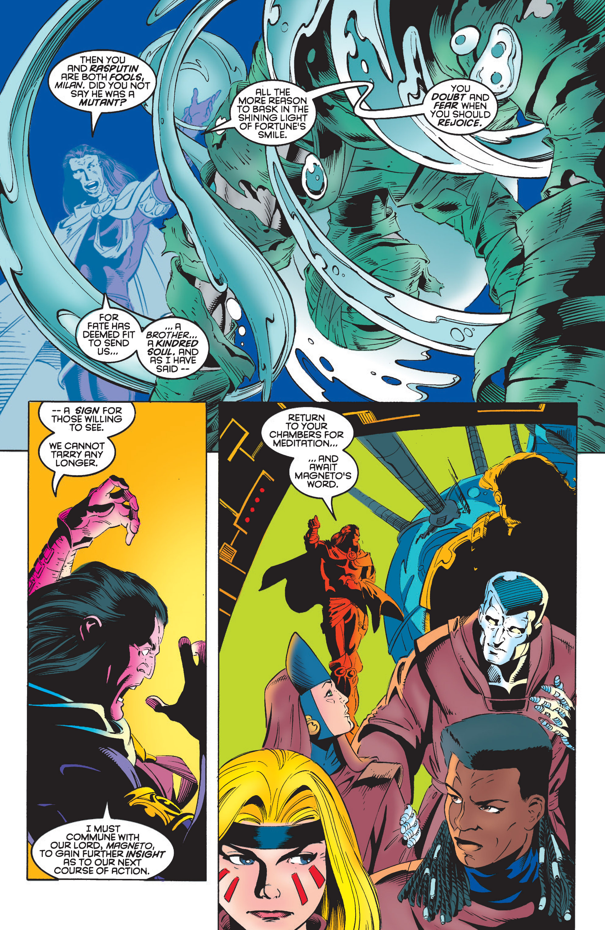 X-Men (1991) 42 Page 3