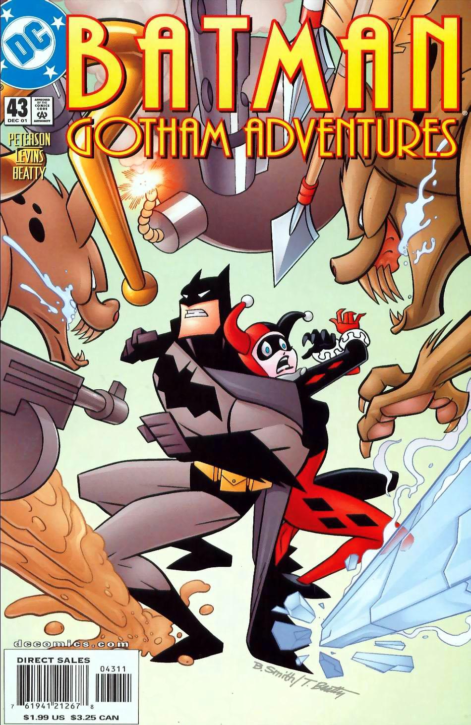 Batman: Gotham Adventures issue 43 - Page 1