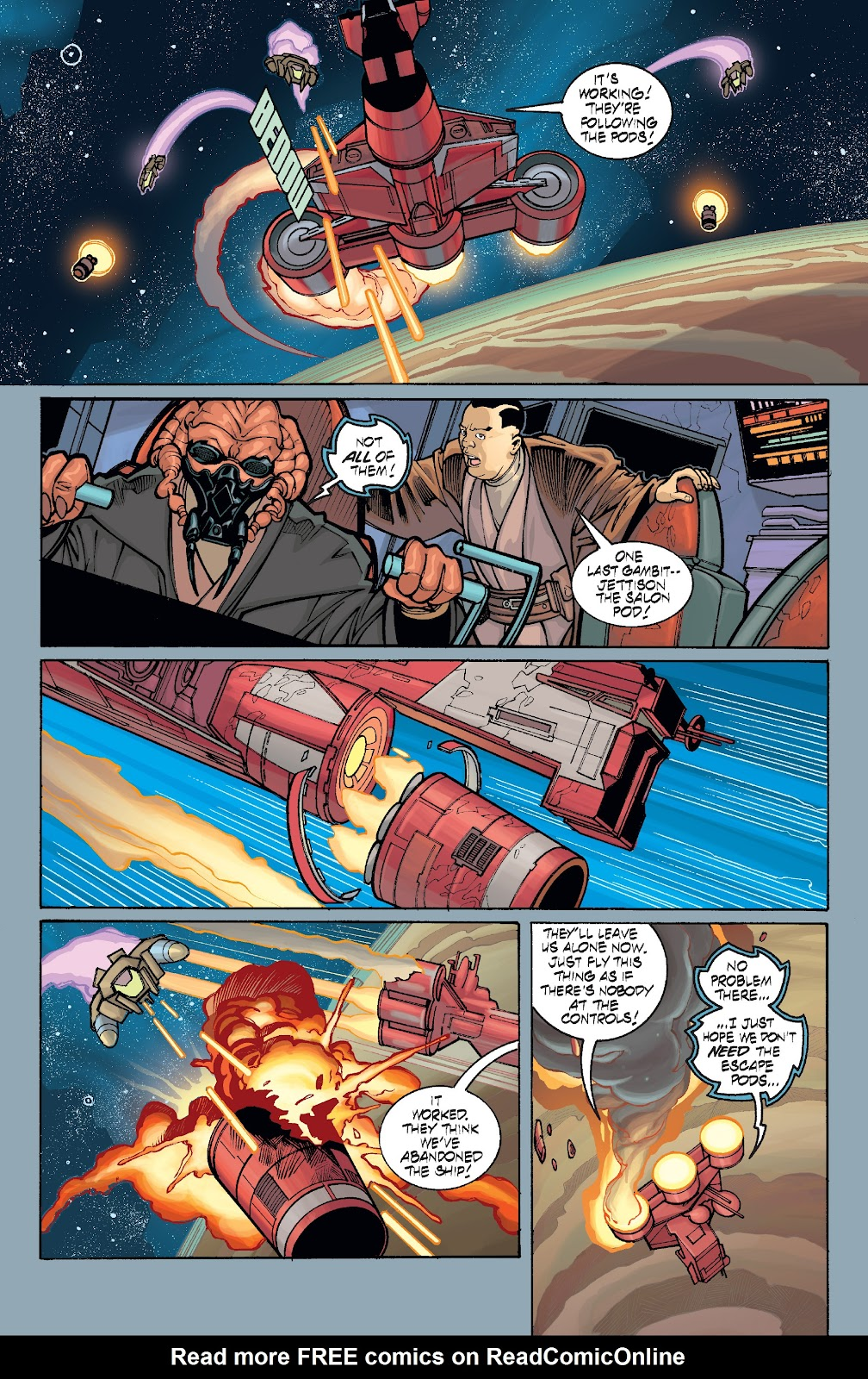 Read online Star Wars Legends: Rise of the Sith - Epic Collection comic -  Issue # TPB 1 (Part 4) - 98