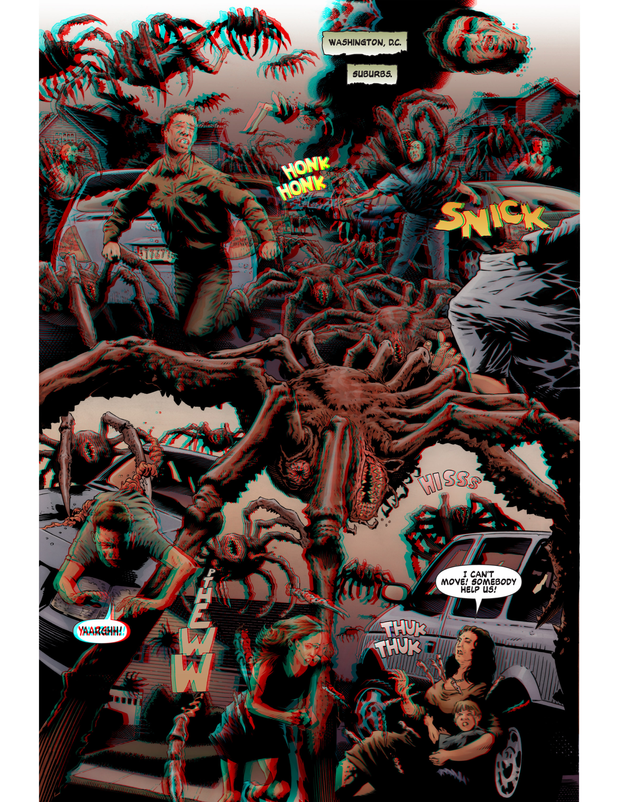 Read online Bad Planet comic -  Issue # TPB - 53