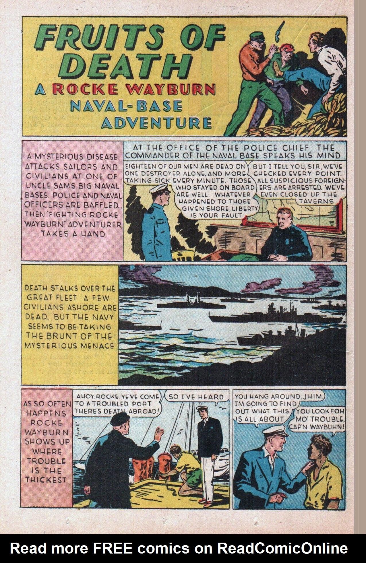 Read online Amazing Man Comics comic -  Issue #20 - 39
