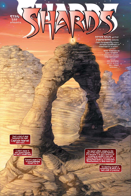 Captain Marvel (2002) Issue #1 #1 - English 3