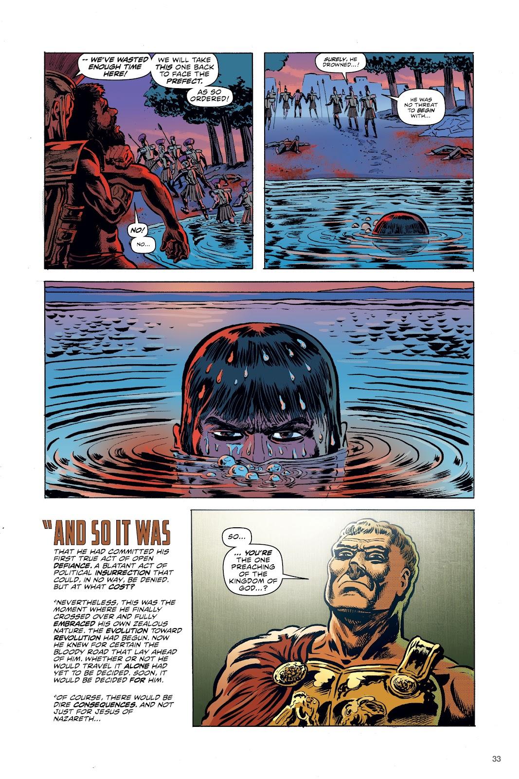 Read online Jesusfreak comic -  Issue # Full - 29