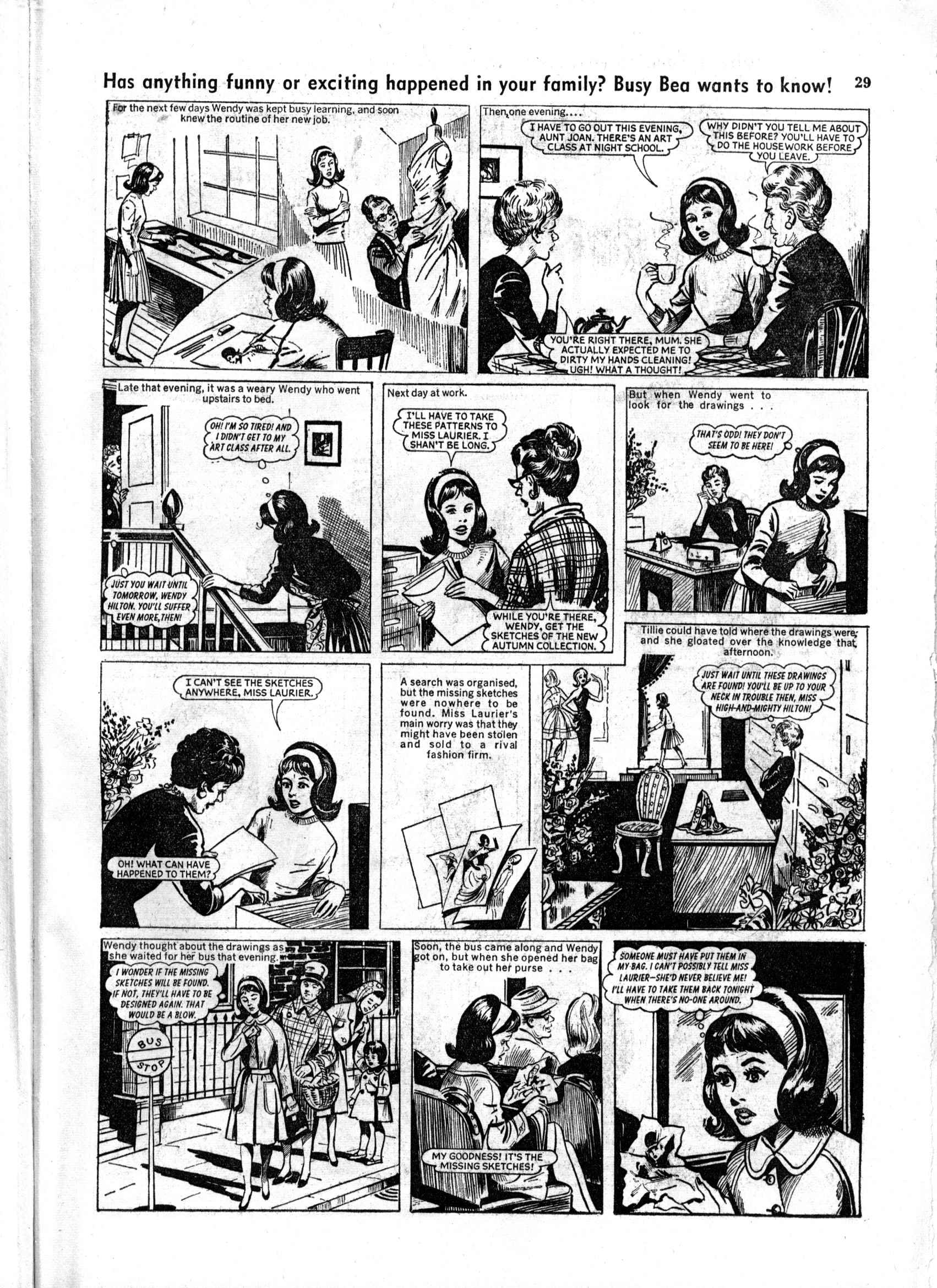 Read online Judy comic -  Issue #167 - 29