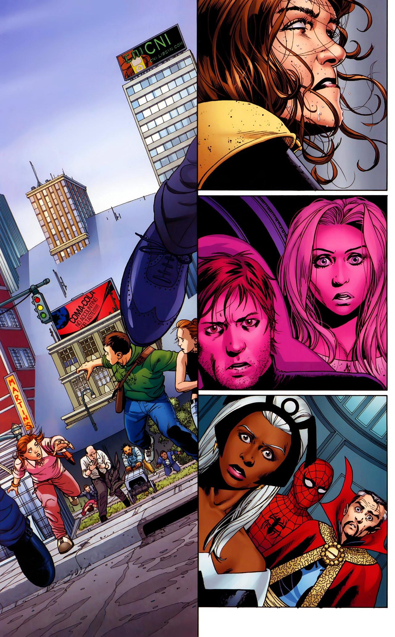 Read online Giant-Size Astonishing X-Men comic -  Issue # Full - 35