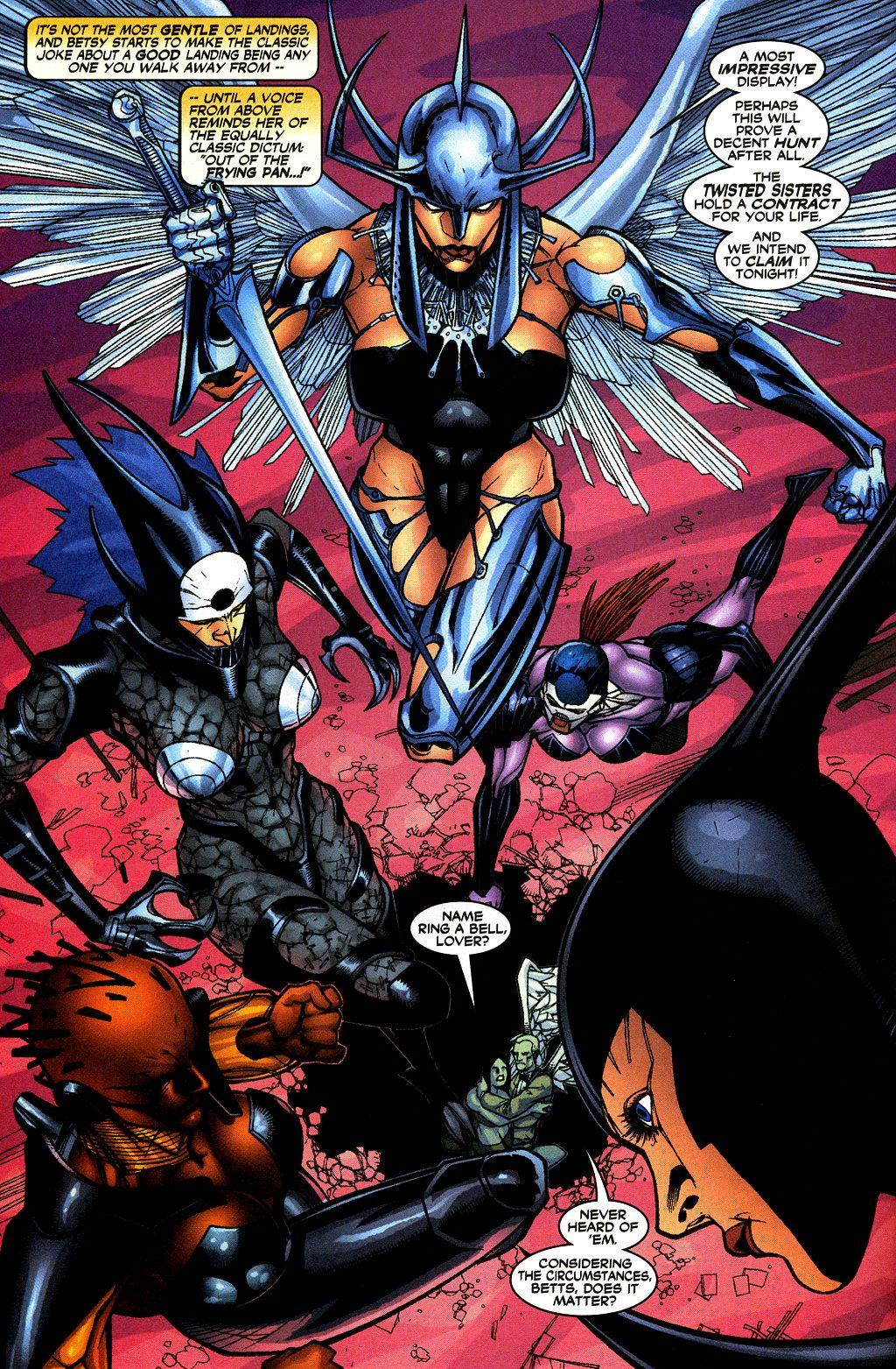 X-Men (1991) 105 Page 3