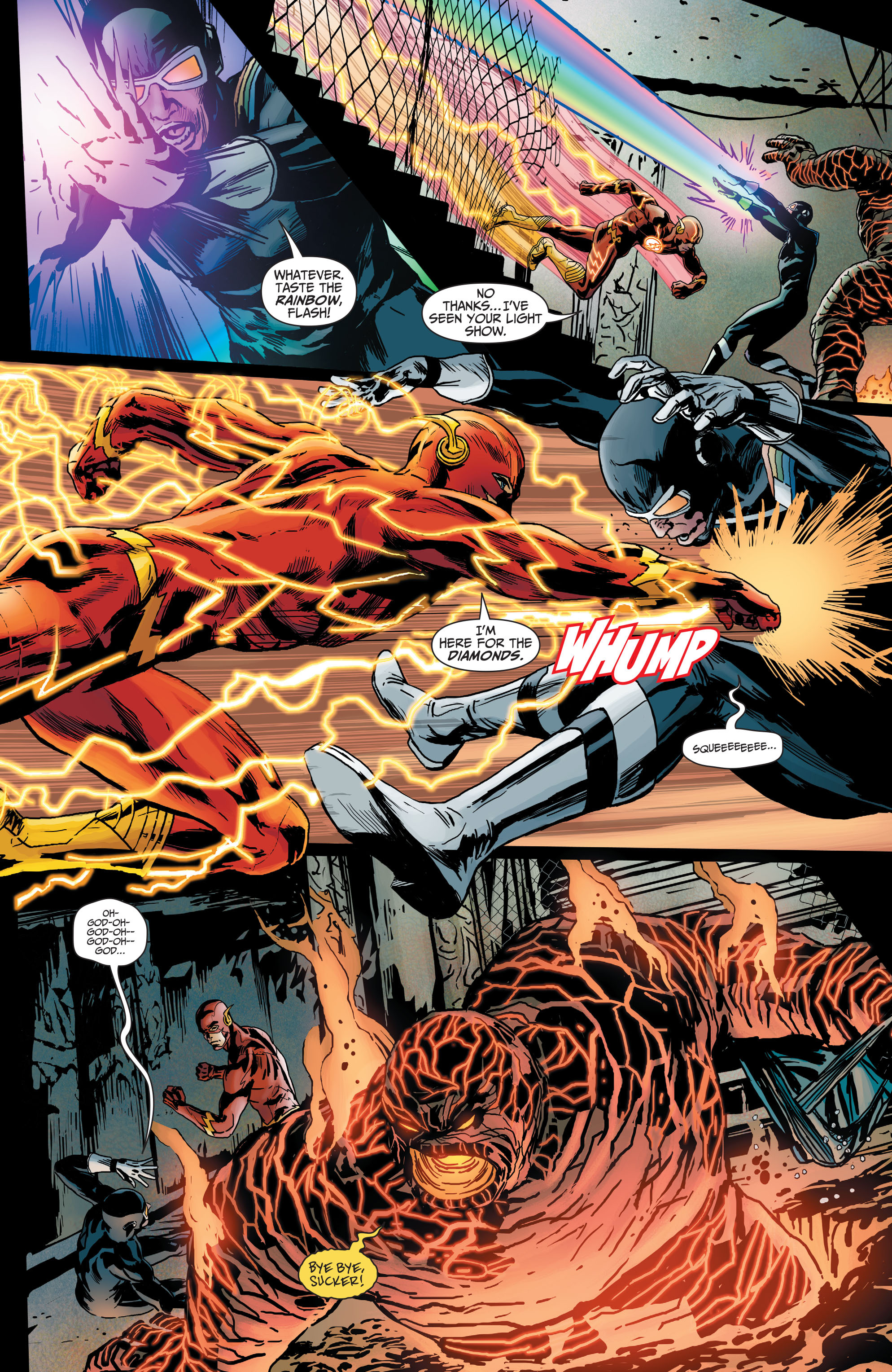 Read online The Flash (2011) comic -  Issue # _TPB 5 - 69