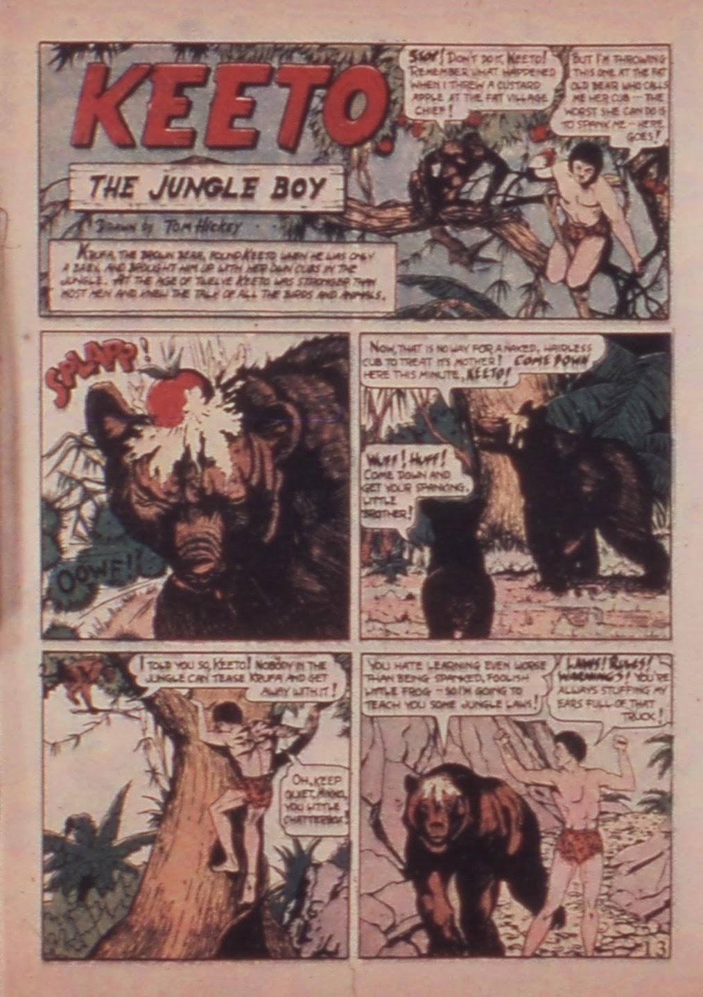 Read online Animal Comics comic -  Issue #6 - 15