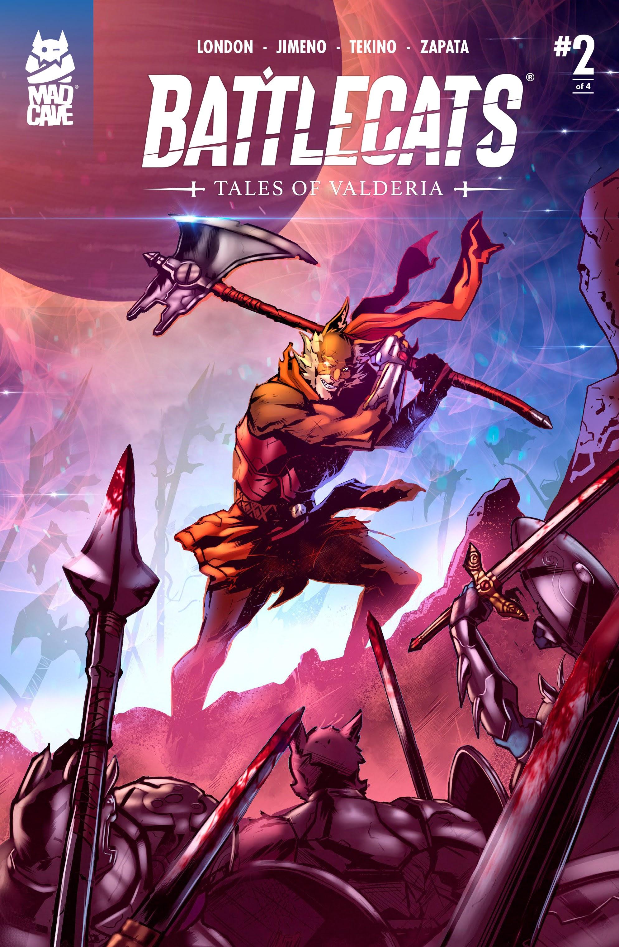 Battlecats: Tales of Valderia 2 Page 1