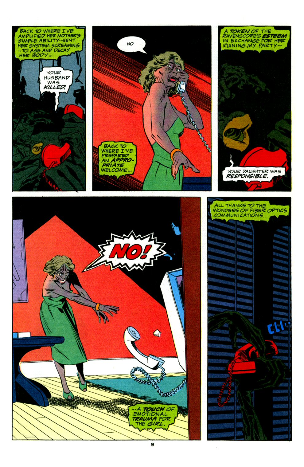Read online Powerline comic -  Issue #2 - 11