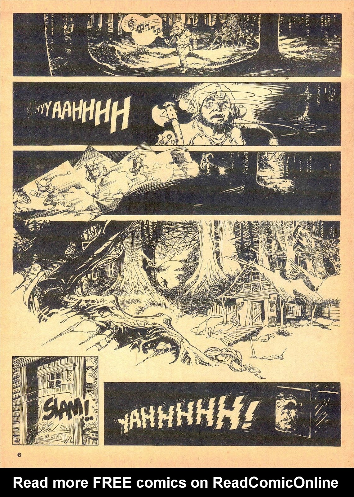 Creepy (1964) Issue #53 #53 - English 5