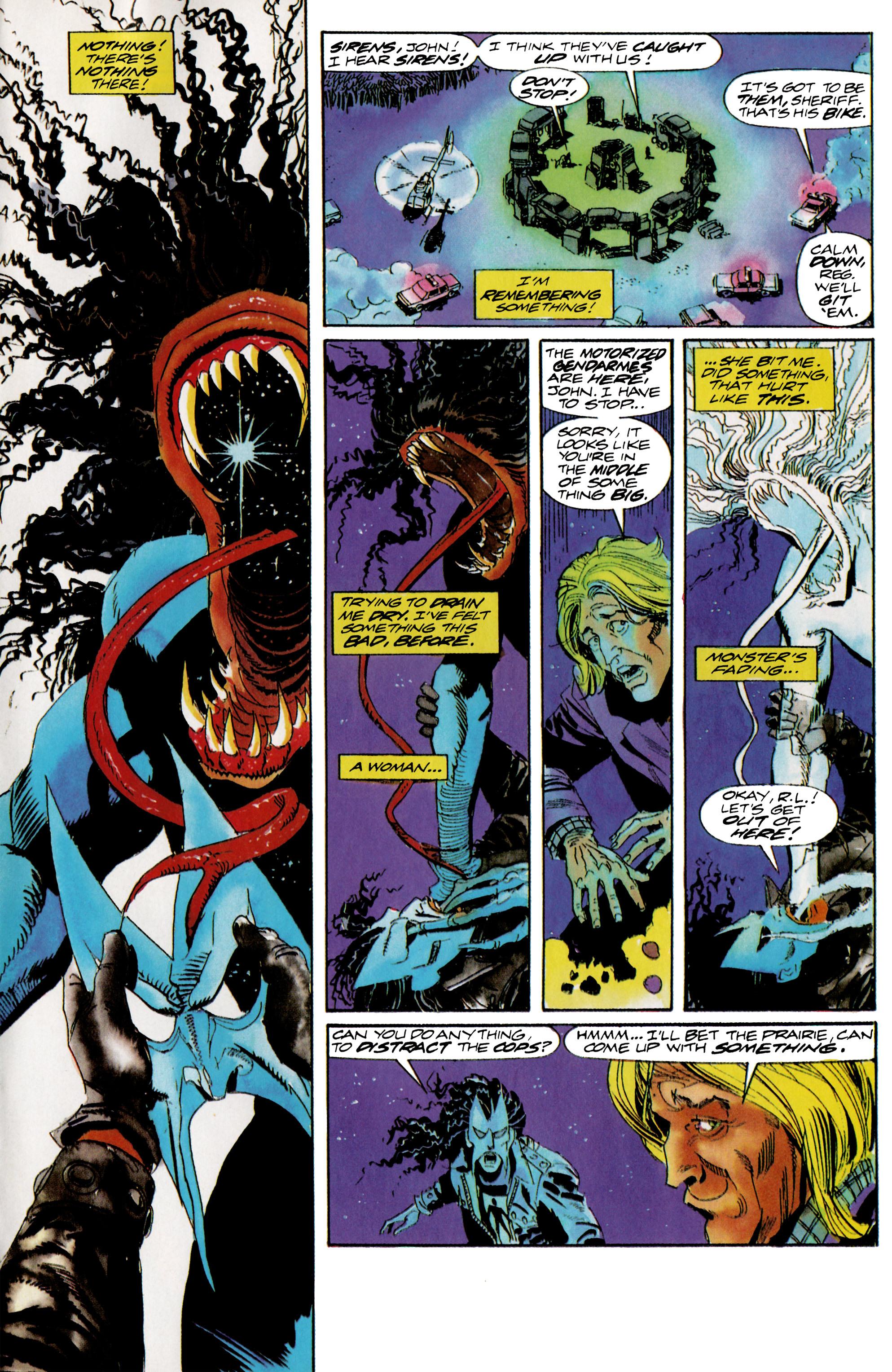 Read online Shadowman (1992) comic -  Issue #15 - 21