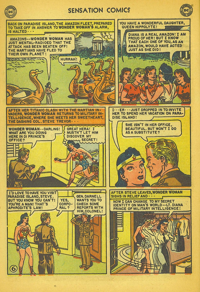 Read online Sensation (Mystery) Comics comic -  Issue #104 - 8