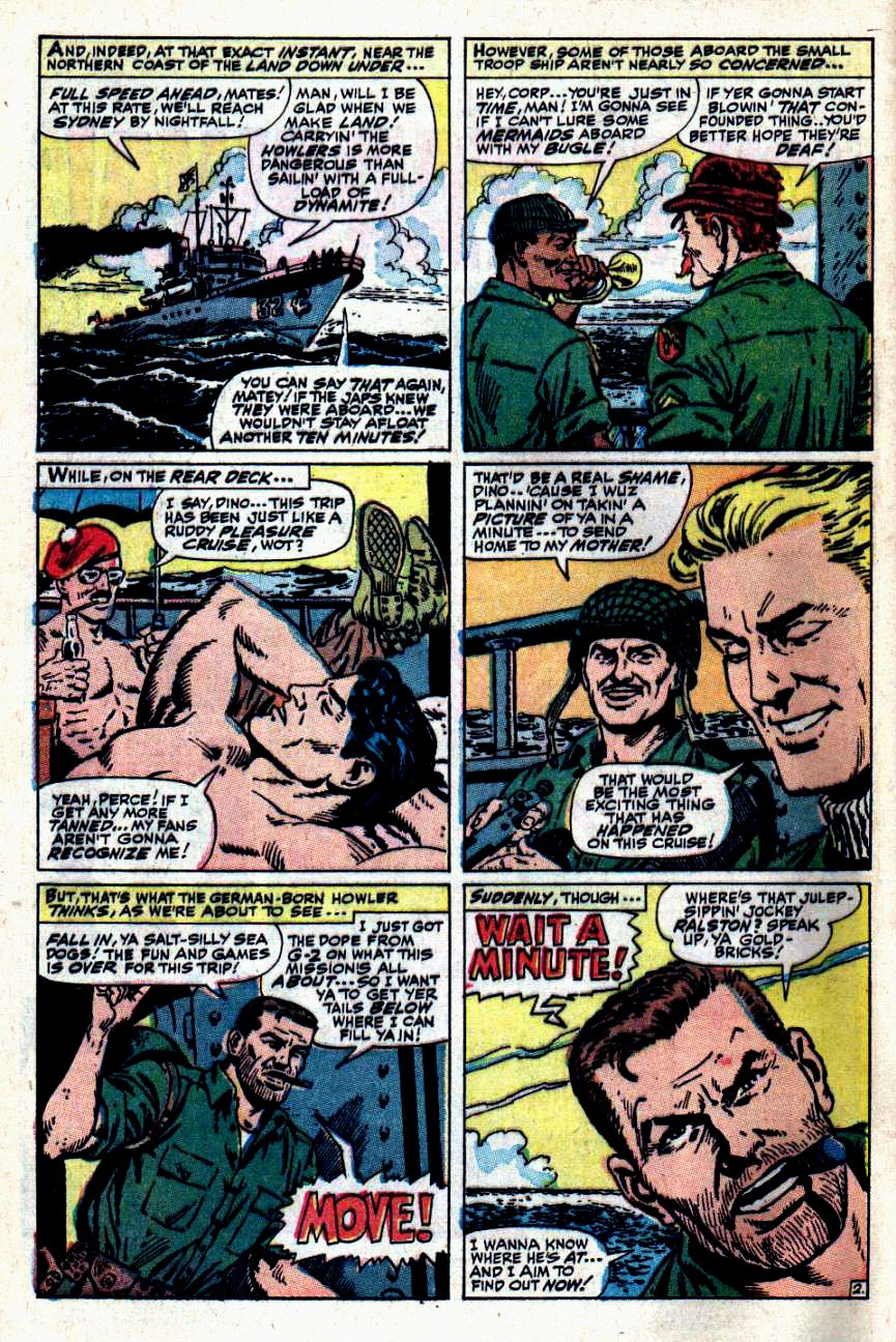 Read online Sgt. Fury comic -  Issue #49 - 4