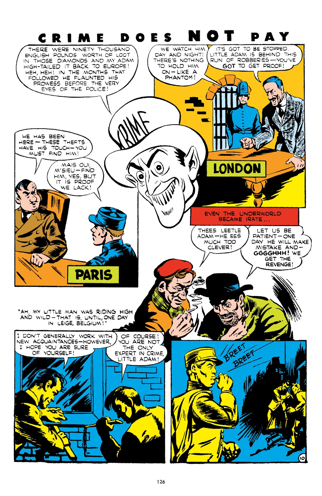 Read online Crime Does Not Pay Archives comic -  Issue # TPB 5 (Part 2) - 26