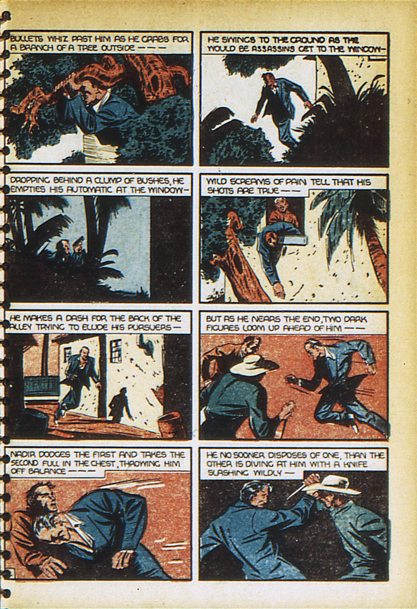 Read online Adventure Comics (1938) comic -  Issue #27 - 63
