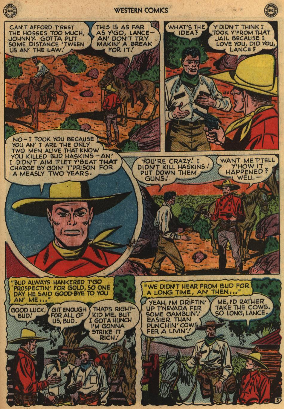 Western Comics issue 1 - Page 43