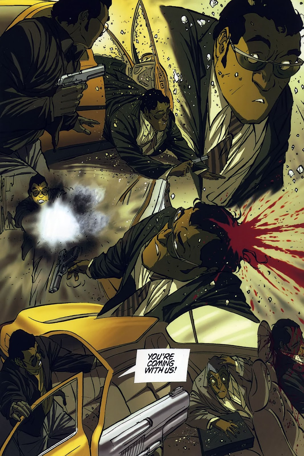 Read online The Killer comic -  Issue #8 - 18