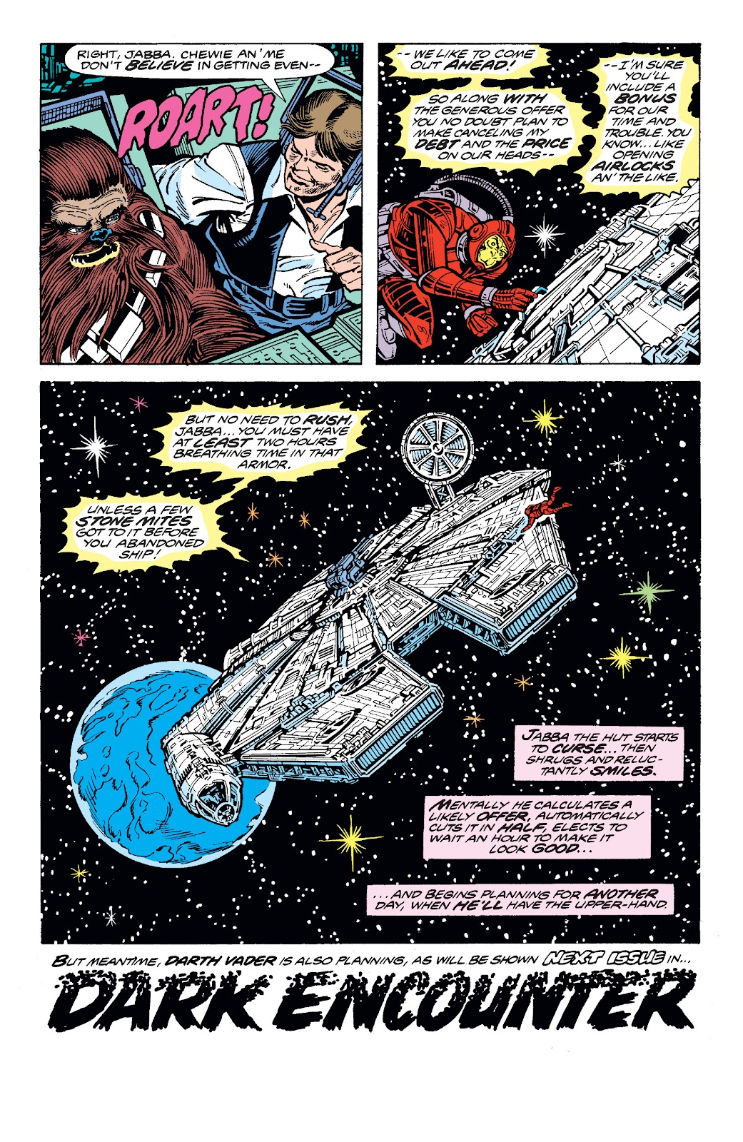 Read online Star Wars Legends: The Original Marvel Years - Epic Collection comic -  Issue # TPB 2 (Part 1) - 95