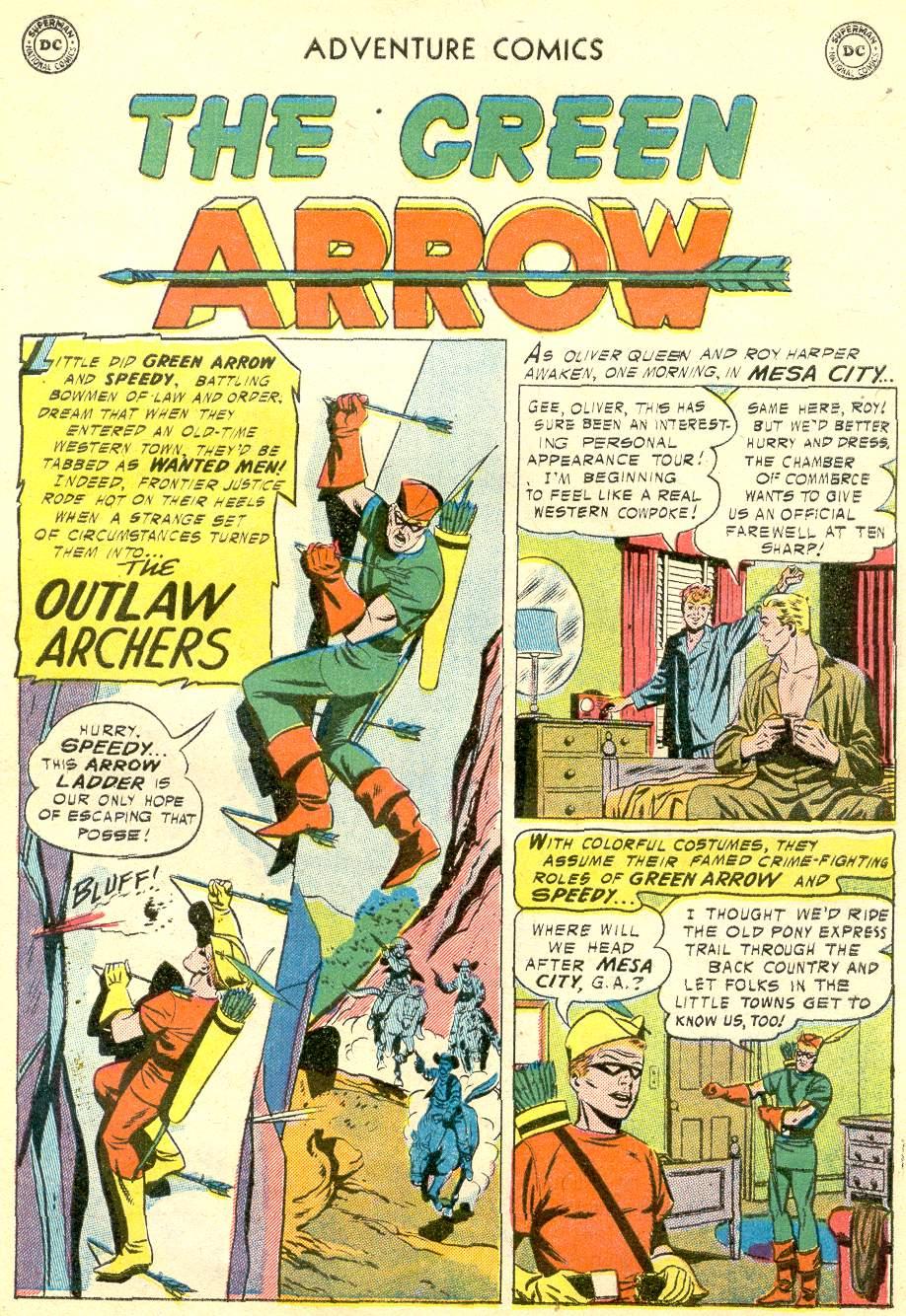 Read online Adventure Comics (1938) comic -  Issue #230 - 27