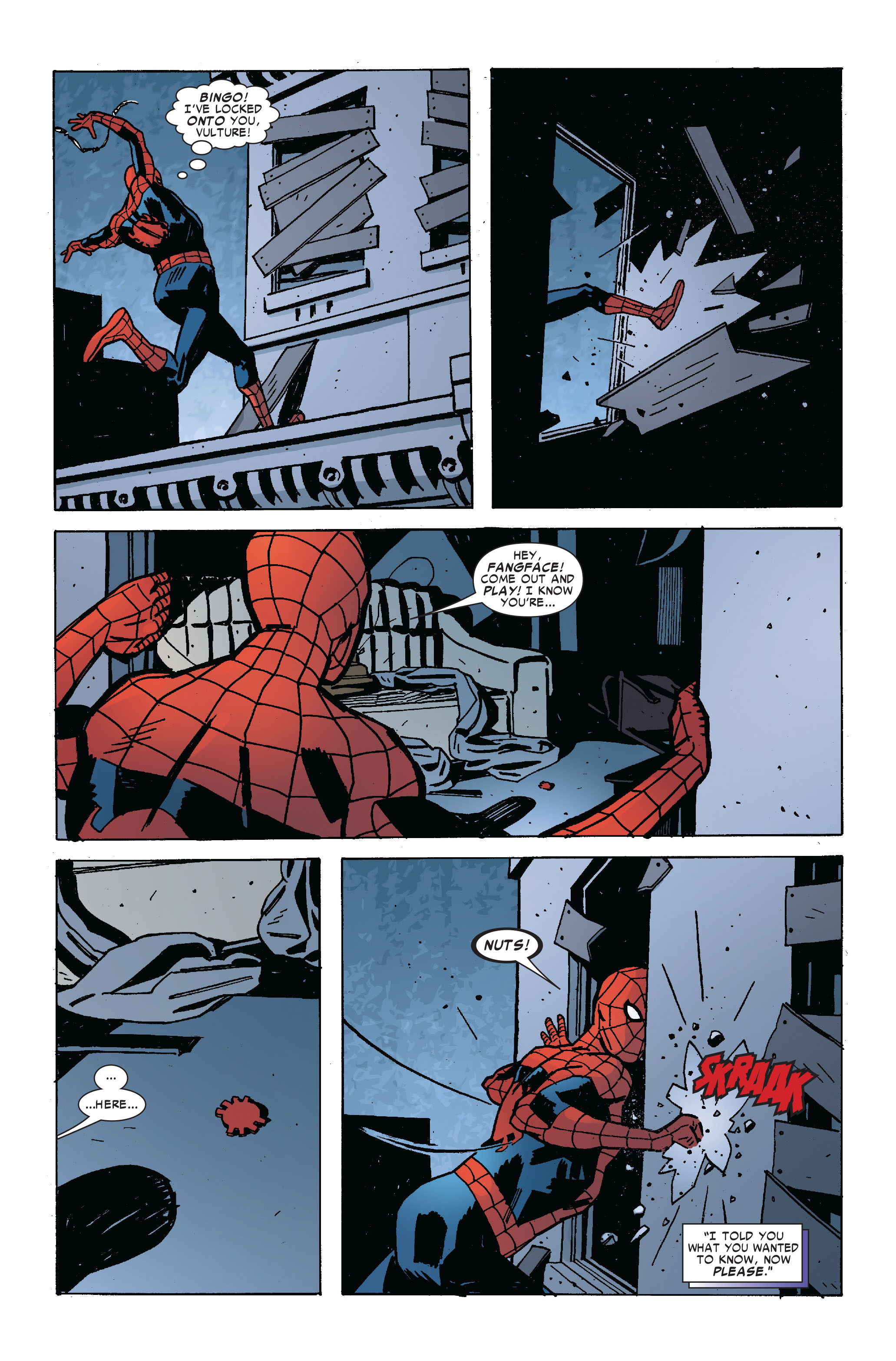 The Amazing Spider-Man (1963) 624 Page 17