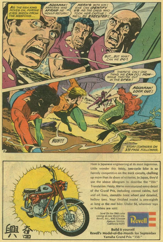 Read online Aquaman (1962) comic -  Issue #48 - 10