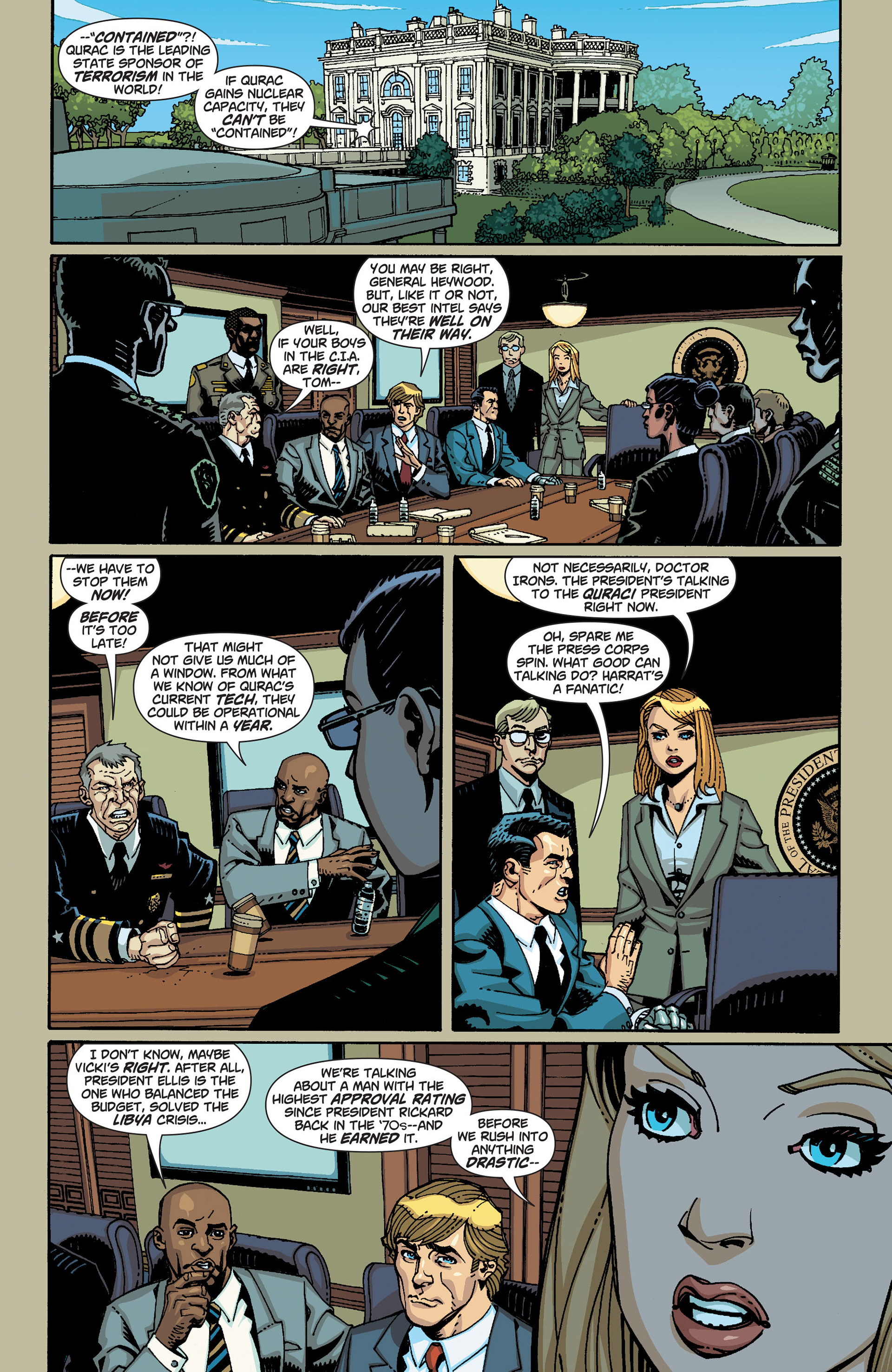 Read online Action Comics (2011) comic -  Issue #9 - 24