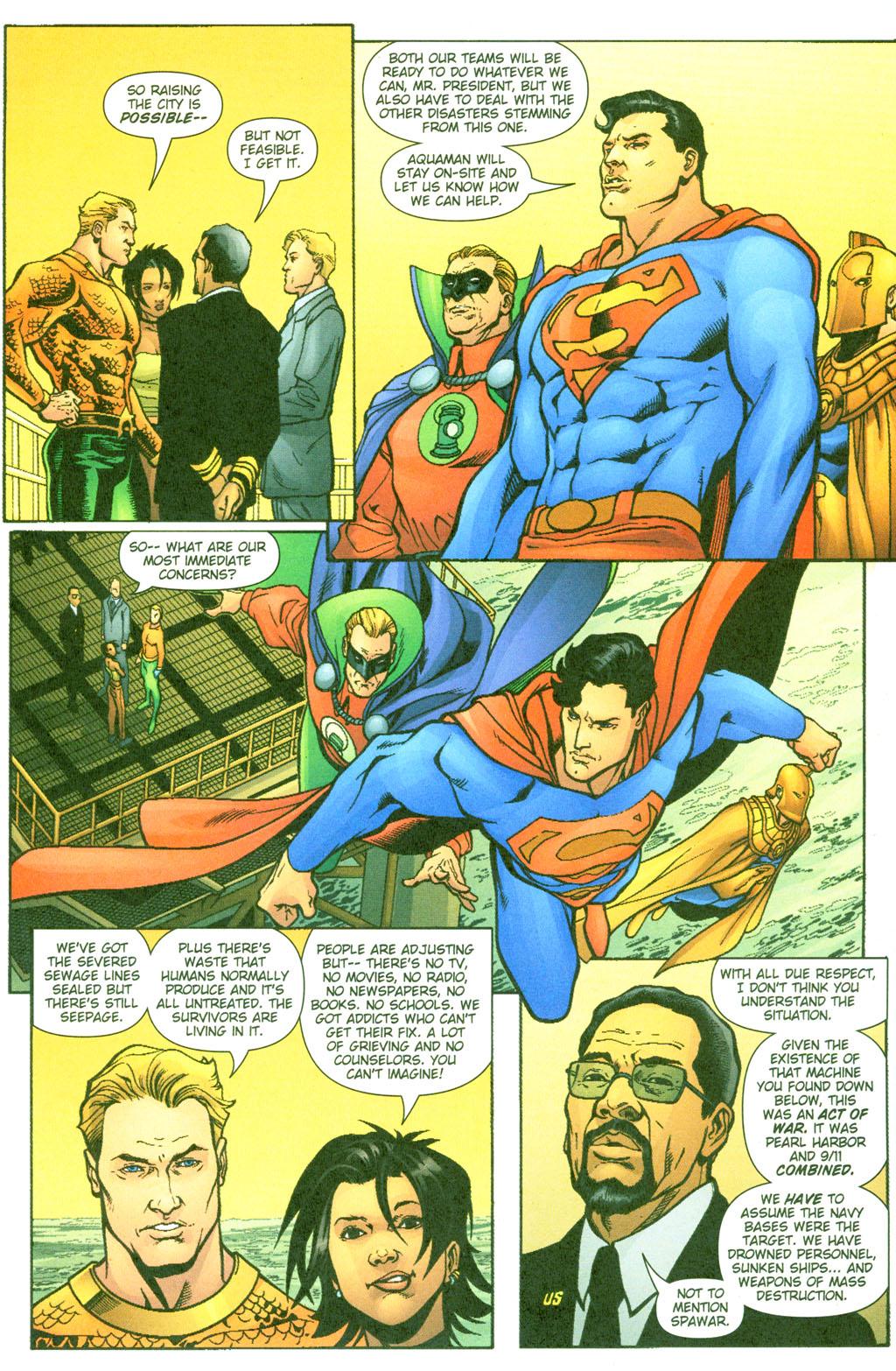 Read online Aquaman (2003) comic -  Issue #23 - 7