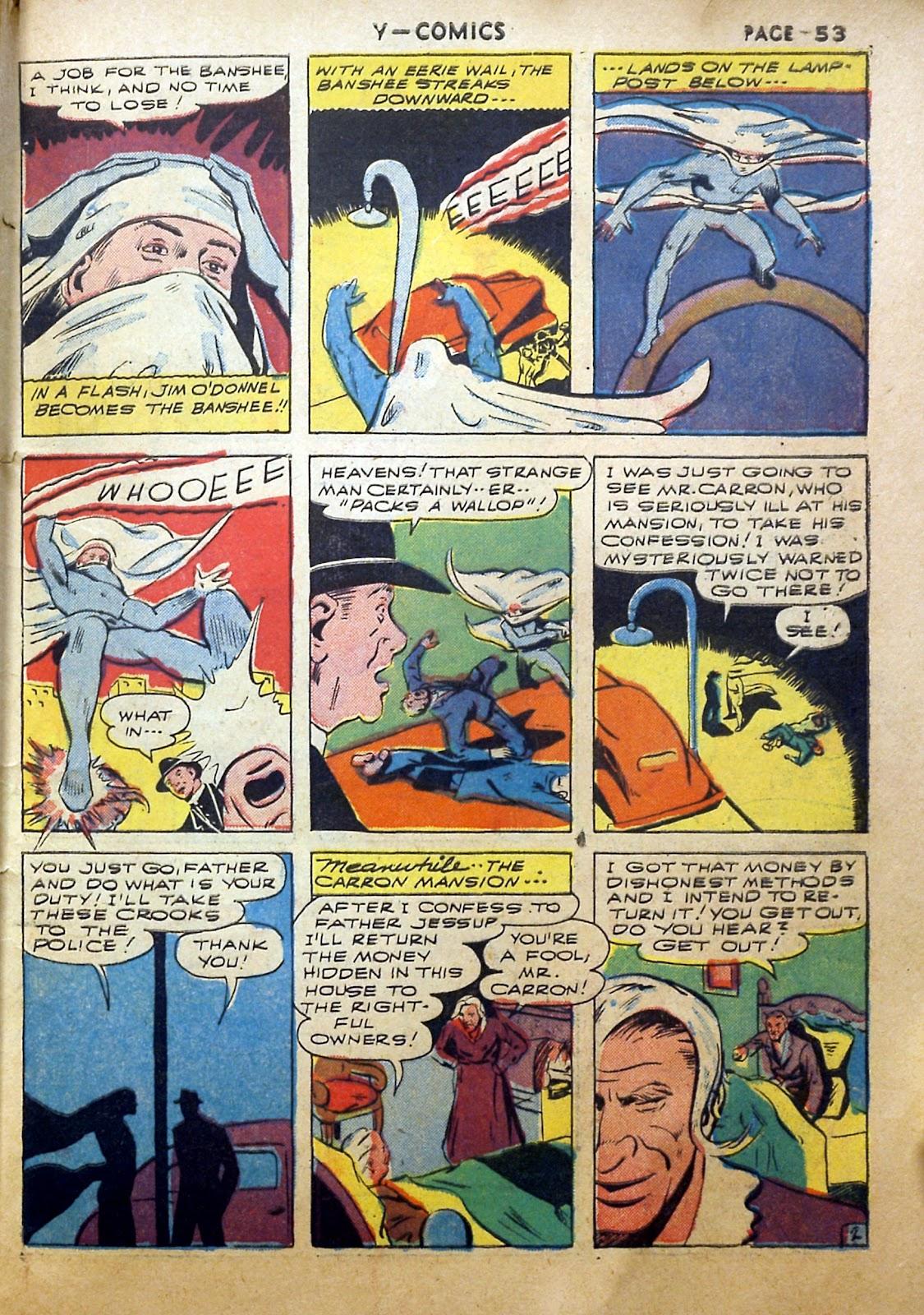 Read online V...- Comics comic -  Issue #2 - 54