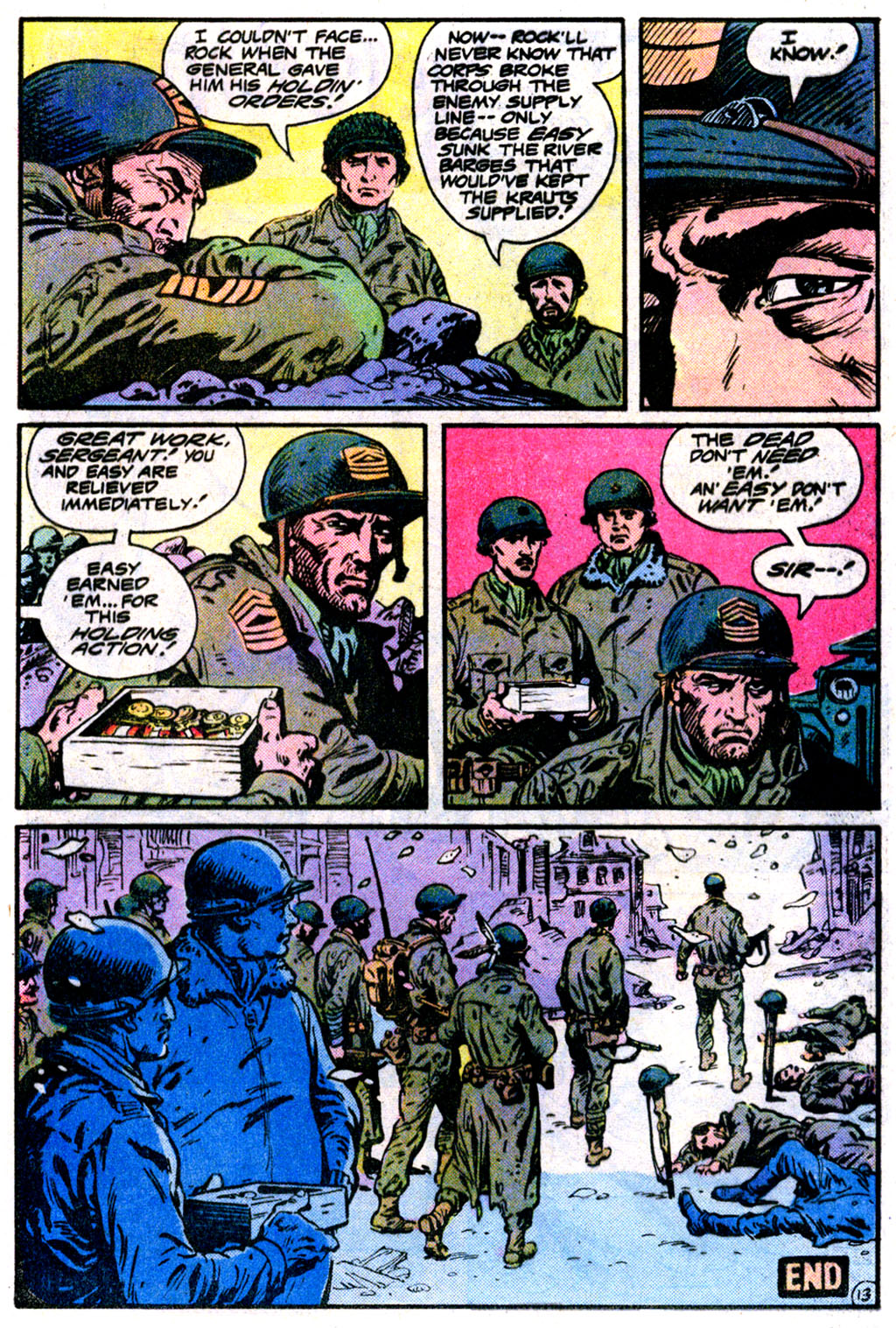 Sgt. Rock issue 360 - Page 13