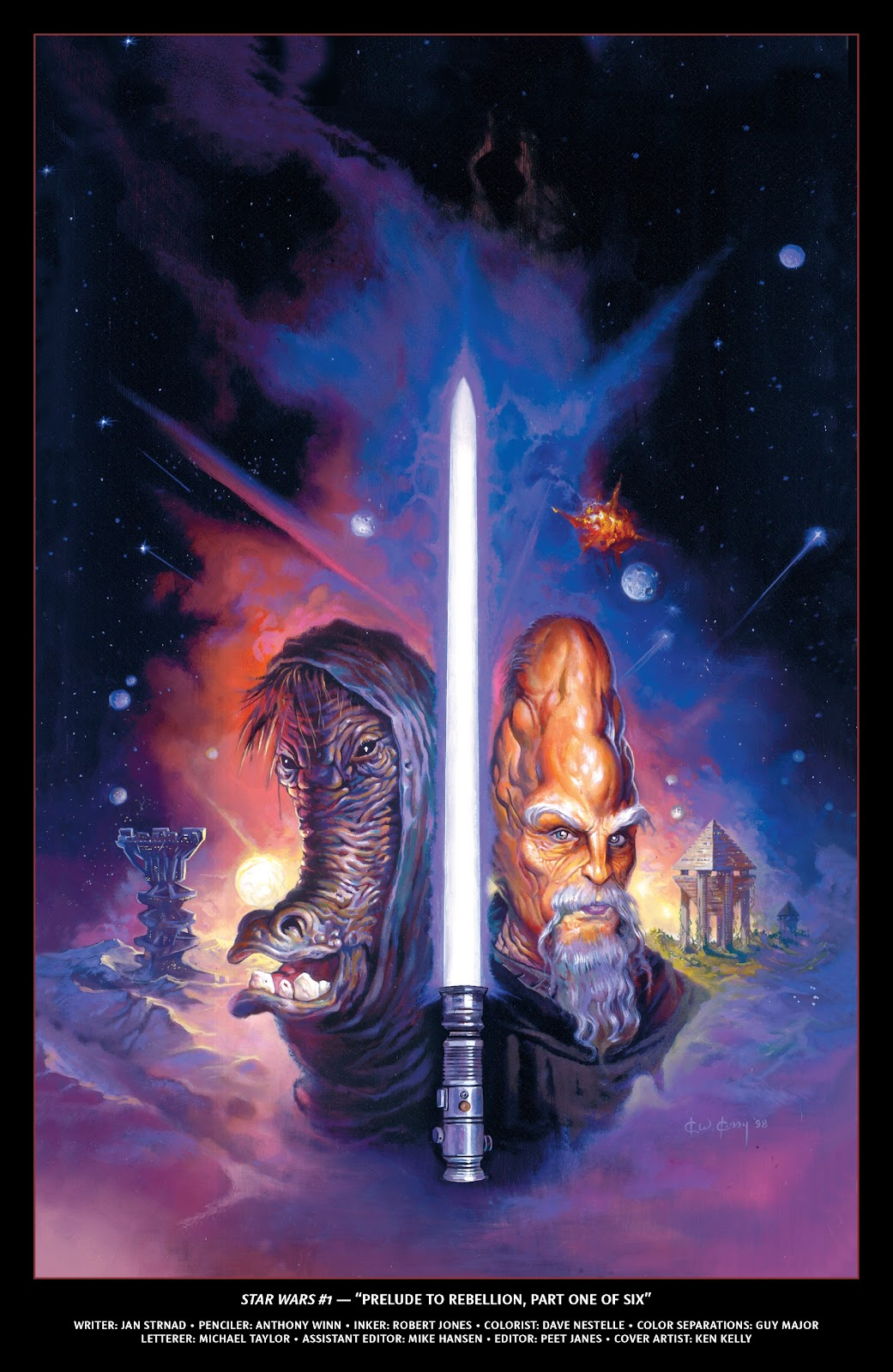 Read online Star Wars Legends: Rise of the Sith - Epic Collection comic -  Issue # TPB 2 (Part 1) - 8