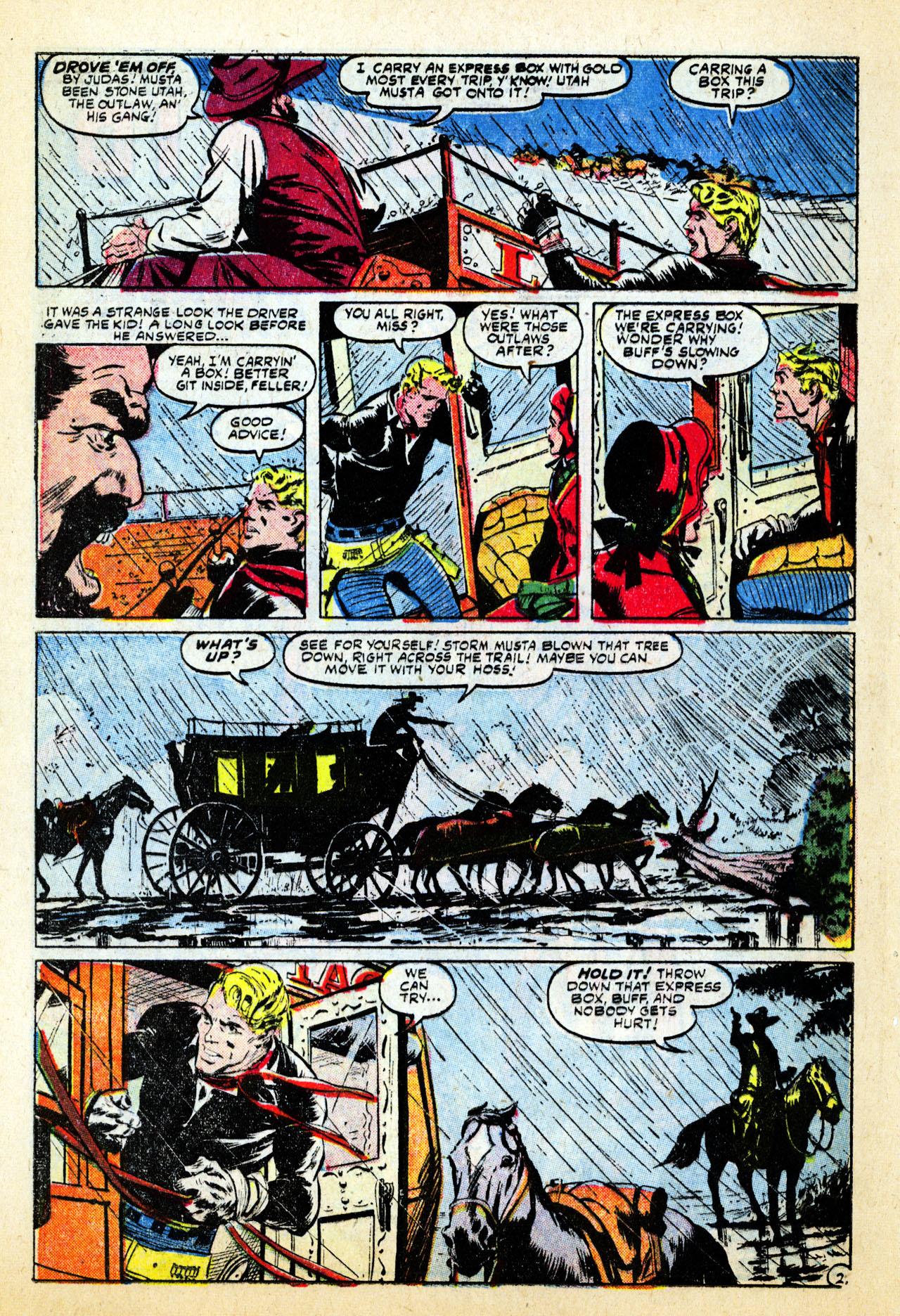 Read online Two-Gun Kid comic -  Issue #26 - 27