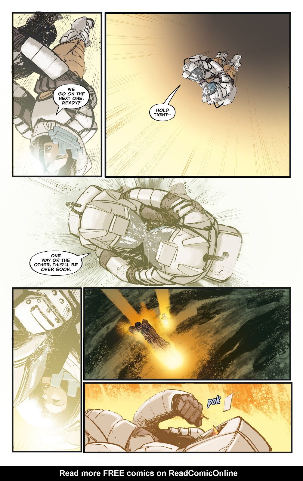 Read online Aliens: Resistance comic -  Issue #3 - 6