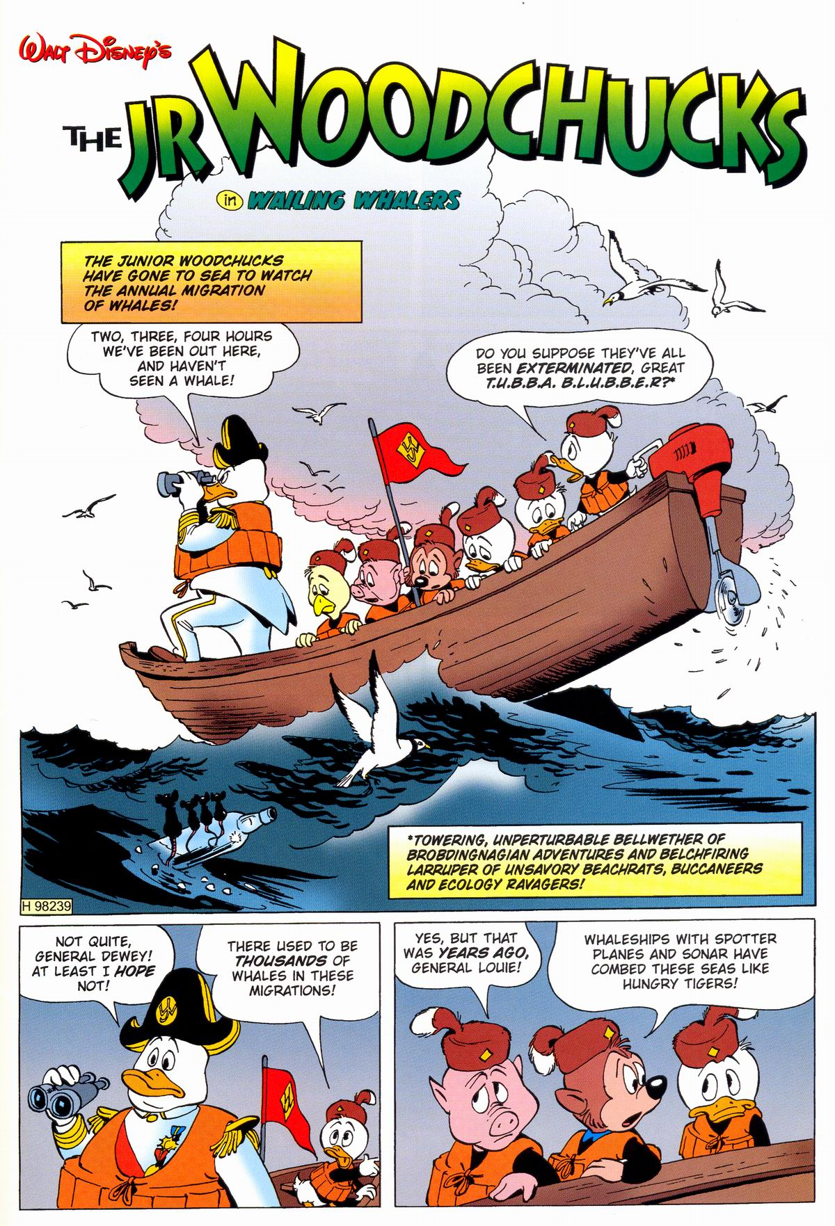 Read online Uncle Scrooge (1953) comic -  Issue #331 - 33
