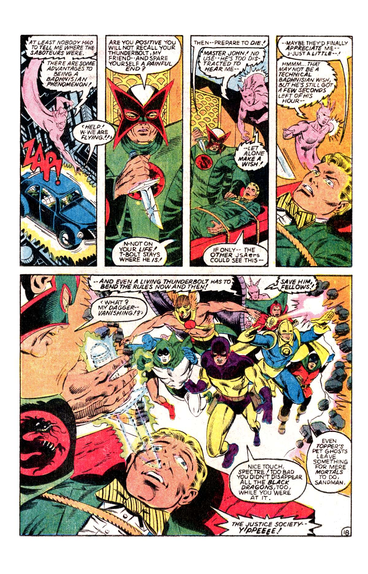 Read online All-Star Squadron comic -  Issue #30 - 19
