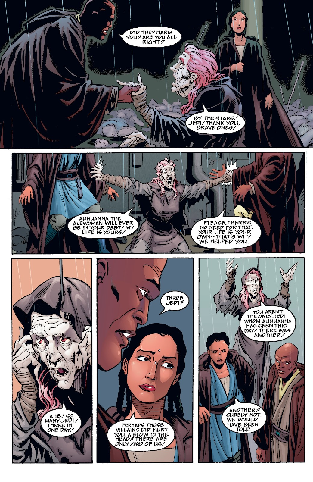 Read online Star Wars Legends Epic Collection: The Menace Revealed comic -  Issue # TPB (Part 4) - 49