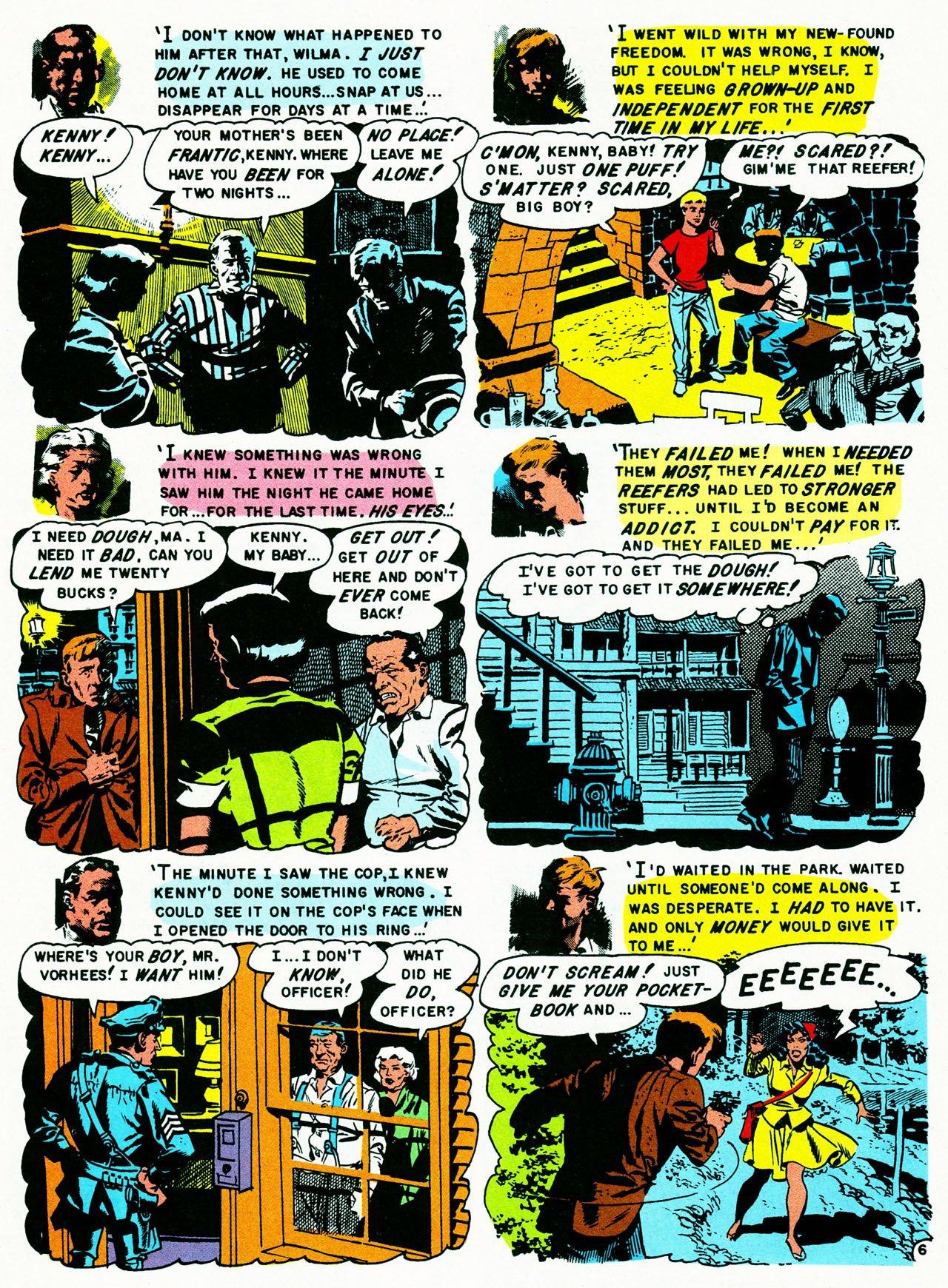 Read online Shock SuspenStories comic -  Issue #10 - 16